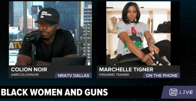 Black Women and Guns