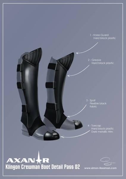 Kingon Boot 2