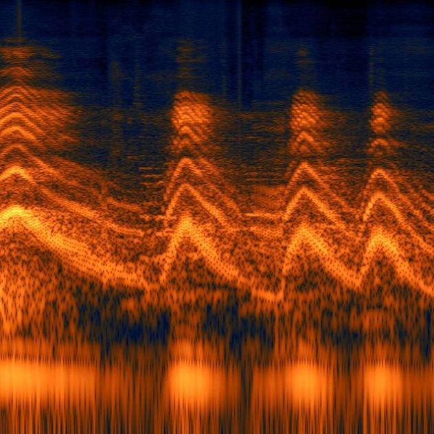 Beautiful interferences#SoundDesign #LocationRecording @izotopeinc #RX