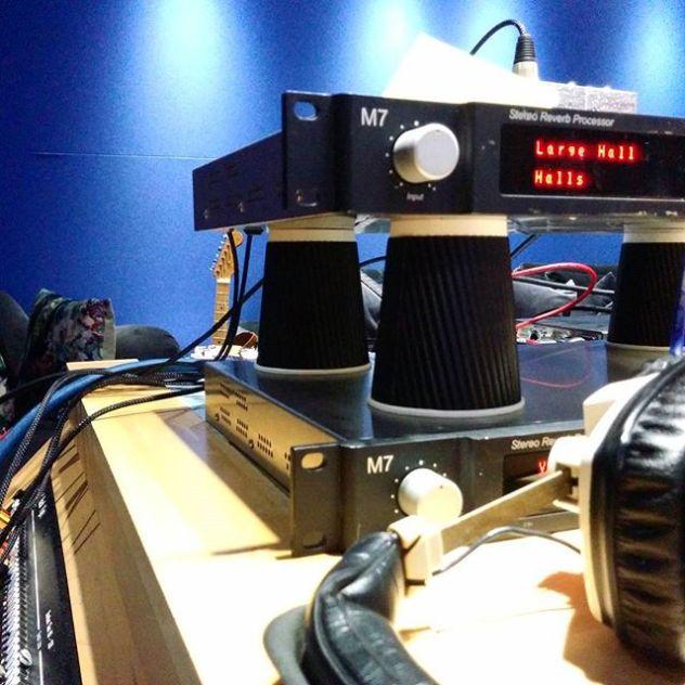 Advanced new cooling systems in Abbey Road.@morenobuttinar immagino il tuo studio non ha niente a questo livello#Bricasti #DoubleTrouble #GearPorn