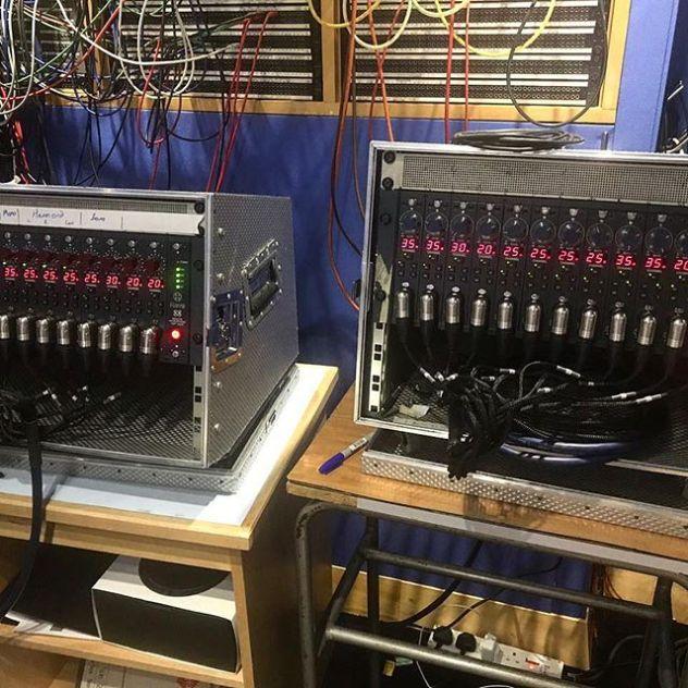 60+ #SSL 9000 J mic pres sound crap, let's get SOME #Neve preamps