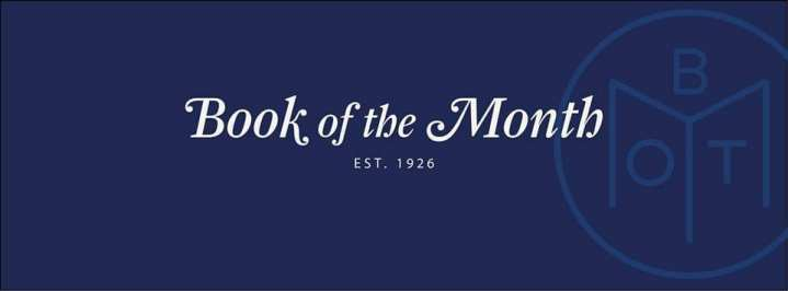 Coupon Code of the Day – Book of the Month 30% off 3-Month Subscription