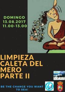 LIMPIEZA CALETA DEL MEROPARTE II