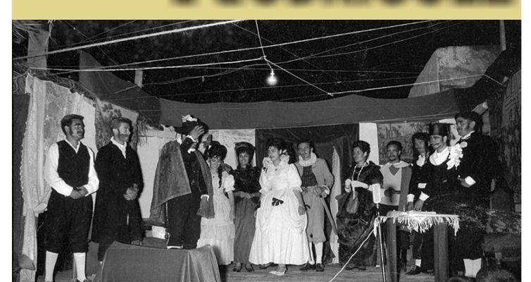 Cartel Jornadas Encarnacion Rodriguez Lasso