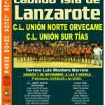 XXXV Torneo Isla Lanzarote 2018