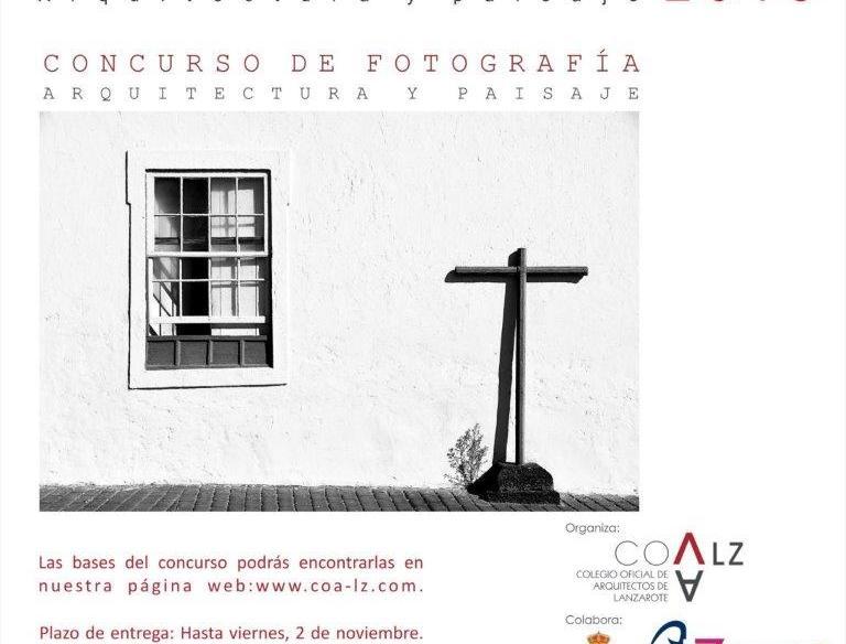 cartel concurso de fotografia