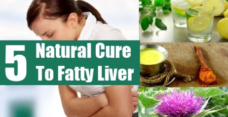 Natural Cure To Fatty Liver