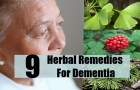 9 Useful Herbal Remedies For Dementia
