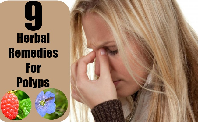 Herbal Remedies For Polyps