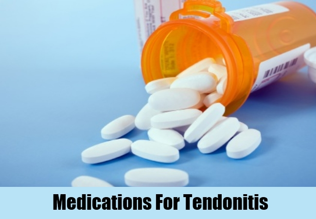 Medications For Tendonitis