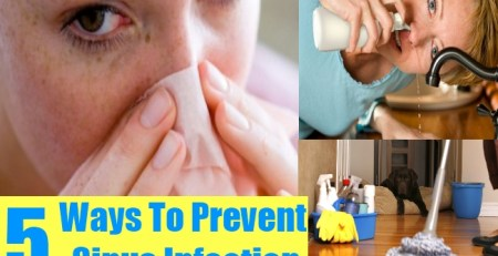 Ways To Prevent Sinus Infection