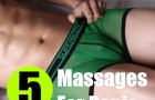 5 Best Penis Massage