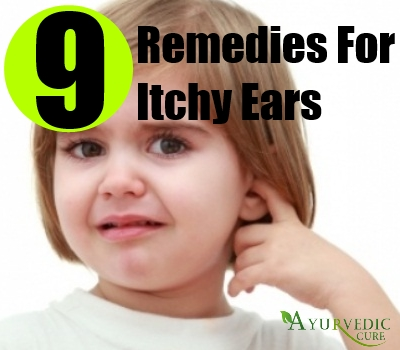 9 Remedies For Itchy Ears