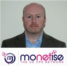 Dave Bird is the CEO of CPA network Monetise as well as digital marketing agency Webtistic