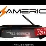Azamerica s2005 HD 3D com nova atualização v.1.0.9 16672 - 18/07/2016