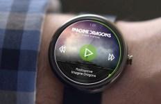 smartwatch app concept