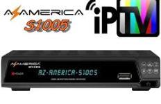 Atualização azamerica s1005 HD Obrigatória para ativação 58w v.1.0.9 16672 - 18/07/2016