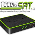 Atualização Tocomsat Duplo HD 3 IPTV dia 03/05/2016