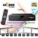 atualização Satbox S1009 Ultra Hd