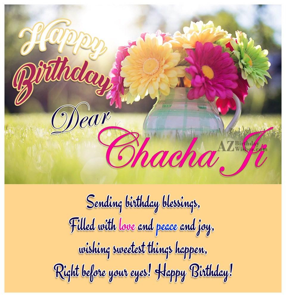 Fullsize Of Happy Birthday Blessings
