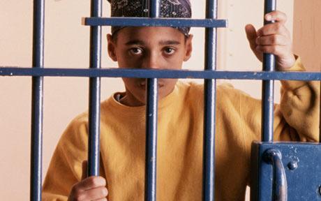 prison kid
