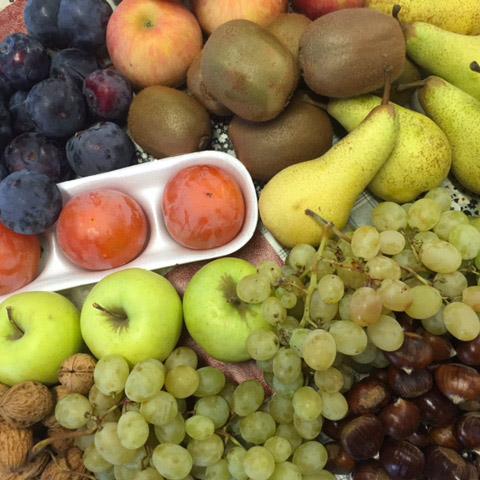 Frutta e verdura di Novembre: buone e sane