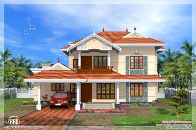 Beautiful New Style Home Plans In Kerala - New Home Plans Design