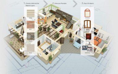 Beautiful Best Home Floor Plan Design Software - New Home Plans Design
