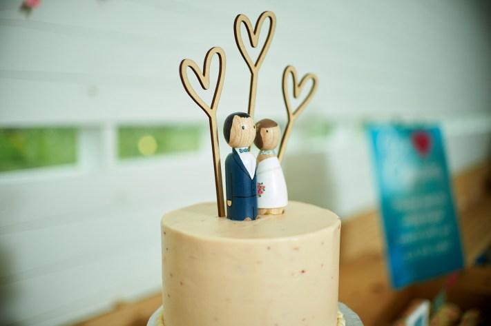 Jonathan and Lindsay - Prospect House - DIY Wedding - 041