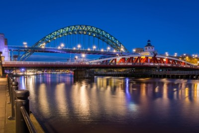 Newcastle upon Tyne Wall Mural Wallpaper