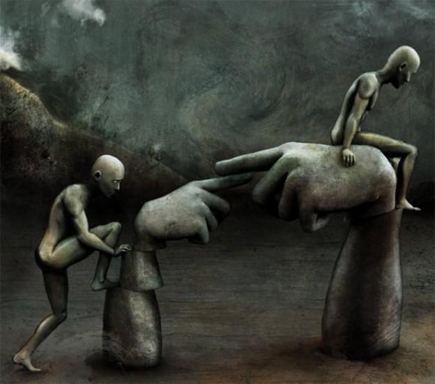 Почему осуждая других вы делаете хуже себе Как связано осуждение и собственная самооценка