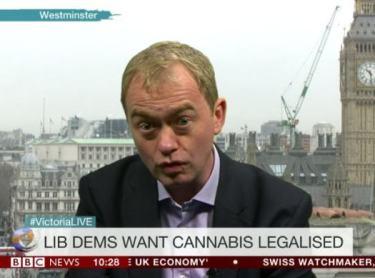 The Marijuana Promise of LibDem, The travails of Corbyn