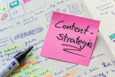 Content-Strategie: Content als Vermögenswert.