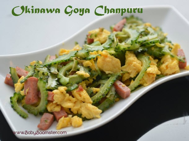 Okinawa Goya Chanpuru