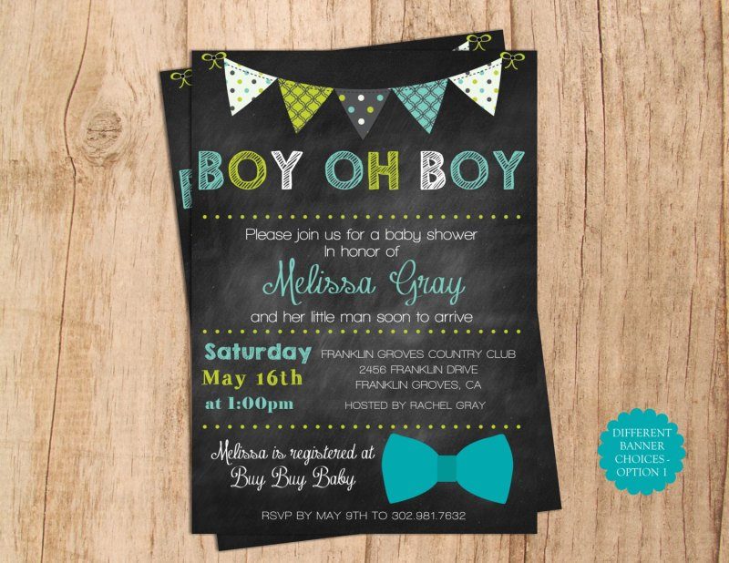 Large Of Boy Baby Shower