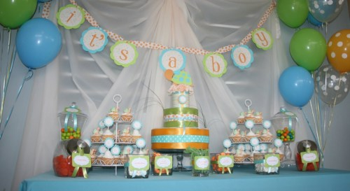 Medium Of Baby Shower Themes For Boys