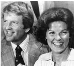 Bob Greene and Anita bryant