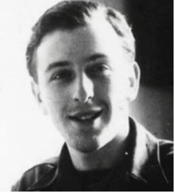 Frank Kameny young