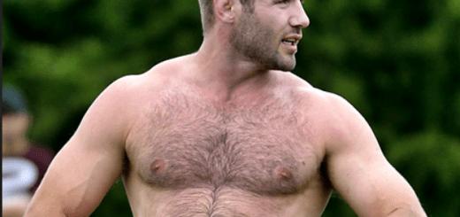 NEW Ben Cohen shirtless pic