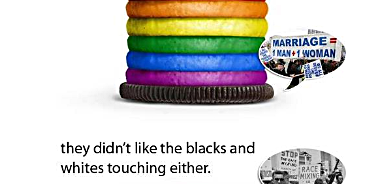 OREO Civil Rights History Lesson