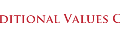 Traditional Values Coalition BannerPNG