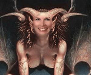 Michele Bachmann Beast