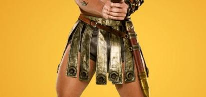 Cheyenne Jackson Gladiator