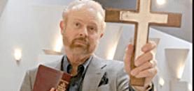 Bob Larson shithead exorcist