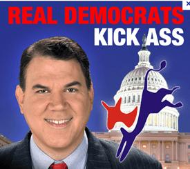 Real Democrats kick ass