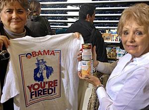 Romney Politices Sandy In Ohio