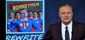 RomneyMen vs Lawrence Odonnell