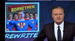 RomneyMen vs Lawrence Odonnell