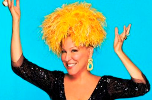 Bette Midler donates to Obama