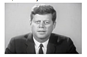 JFK Get out and vote